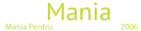 CSMania.Ro - Comunitatea ta din 2006