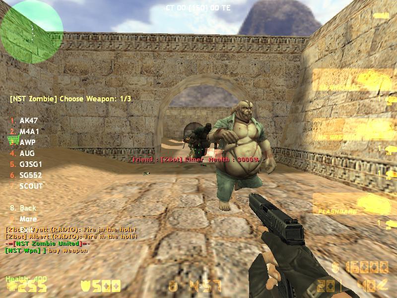 Counter strike 1.6 xtreme v6 скачать
