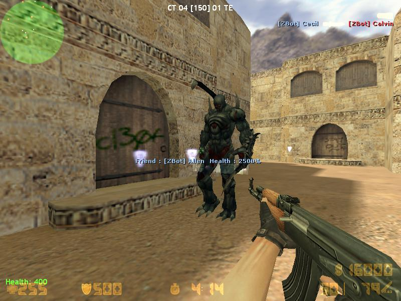 Cs xtreme v6 model patch